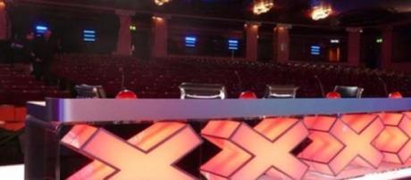 """Mesa del jurado """"Got Talent España"""""""
