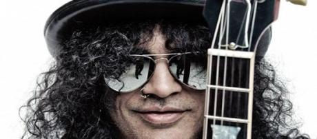 Slash es sin dudas uno de los mejores guitarristas