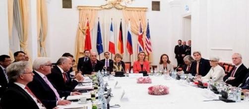 Il tavolo negoziale per la vicenda Iran