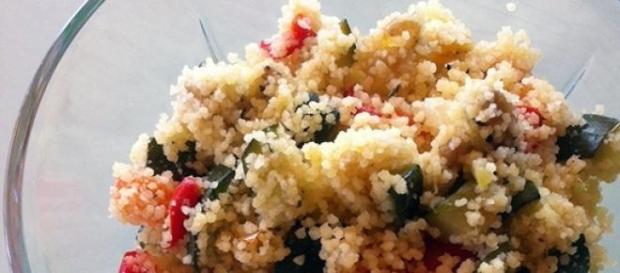 Couscous di verdure: la ricetta