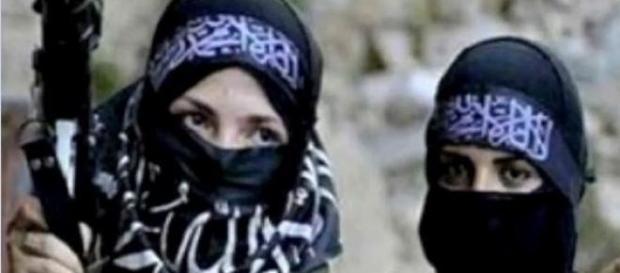 Il terrorismo al femminile