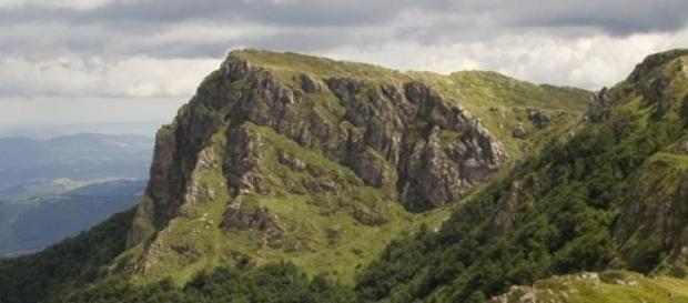 Kozya Stena Dinev, un paisaje típico balcánico
