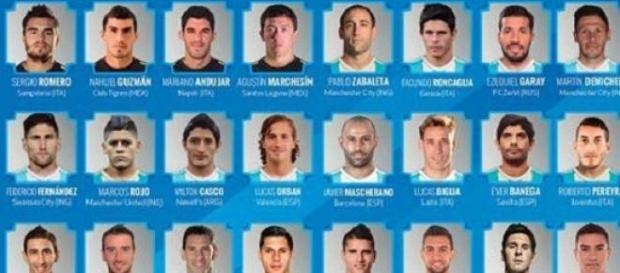 Selección Nacional de Futbol