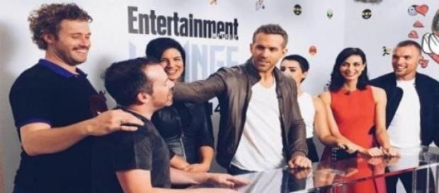 Universo Marvel: Deadpool llego a la Comic-Con