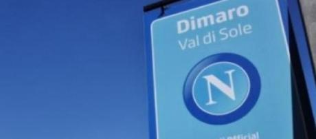 L'SSC Napoli è in ritiro a Dimaro Val di Sole