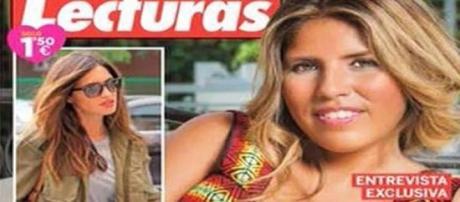 Polémica entrevista de Chabelita en 'Lecturas'