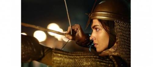 Deepika Padukone charms as Mastani