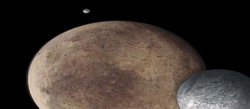 """Fly By Go! New Horizons ha """"spiato"""" Plutone"""