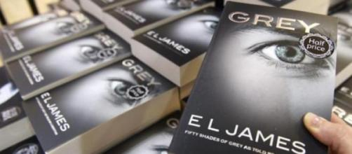 Grey, il quarto libro di E.L.James