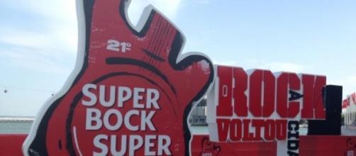 O rock regressa à cidade de Lisboa.