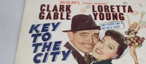 Clark Gable acuzat de viol