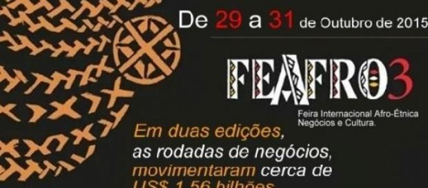 Feira Internacional Afro-Étnica Negócios e Cultura