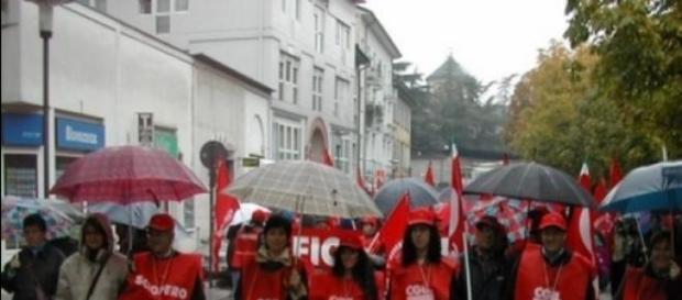 I sindacati a favore dei pensionati e pensionandi