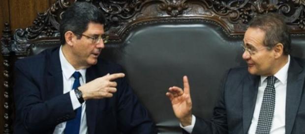 Levy costura para pautar reforma do ICMS no Senado