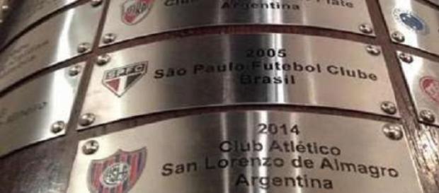 San Lorenzo, último campeón de la Libertadores
