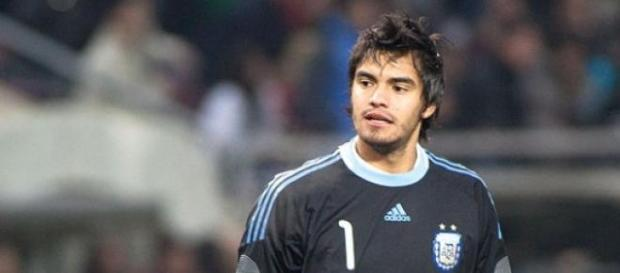 Sergio Romero portero de Argentina