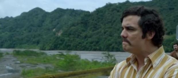 Wagner Moura na pele de Pablo Escobar