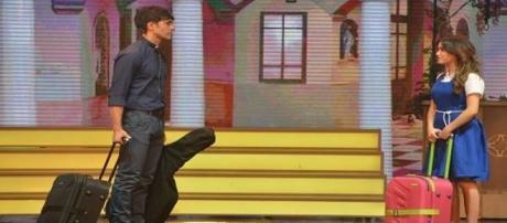 Mariano y Lali inundan el teatro con su talento