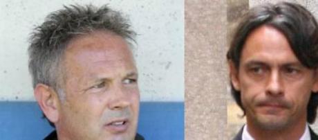 Milan: Mihajlovic e Inzaghi a confronto