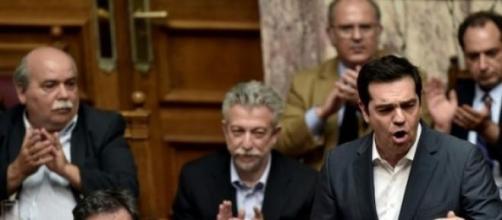 Accords au parlement grec le 15 juillet 2015