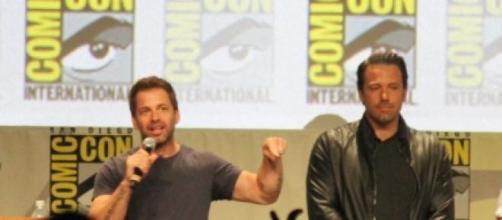 "Elenco de ""Batman V Superman"" na Comic-Con"
