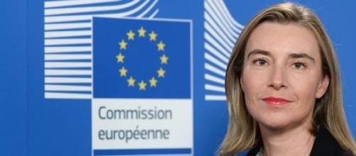 Federica Mogherini, alto rappresentante dell'Ue