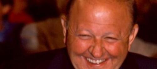 Il comico varesotto Massimo Boldi