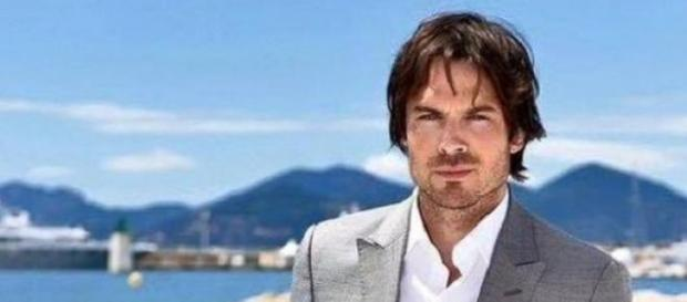 Ian Somerhalder ist bei Vampire Diaries nun Single