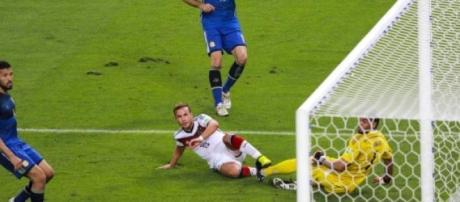 Mario Gotze gol ai Mondiali