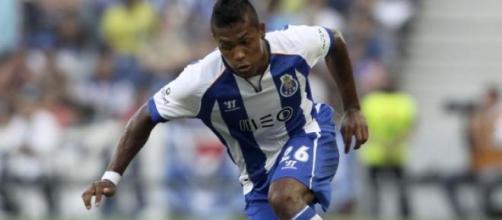Alex Sandro, 24enne laterale del Porto