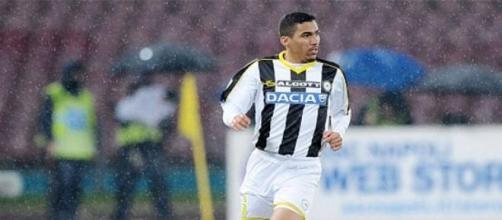 Allan, centrocampista di 24 anni dell'Udinese