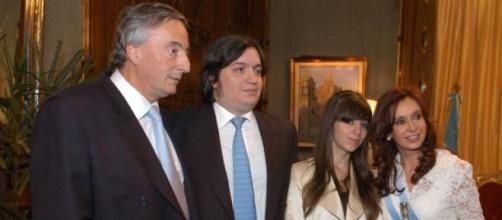 Los Kirchner, involucrados en la causa Hotesur