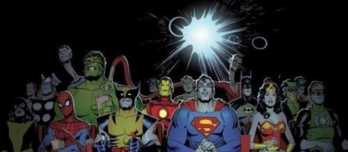 Los superhéroes que saltaron de las viñetas