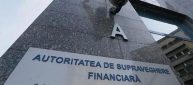 Autoritatea de Supraveghere Financiare