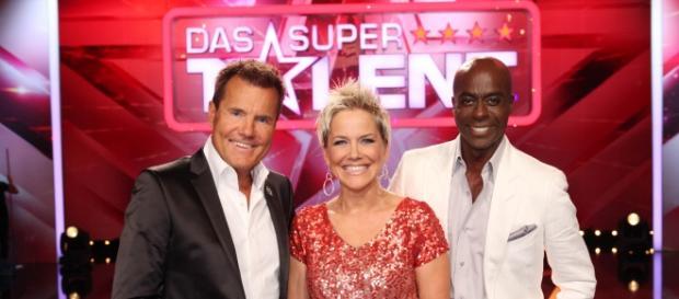 Dieter, Inka & Bruce sind die neue Jury. Fotos:RTL