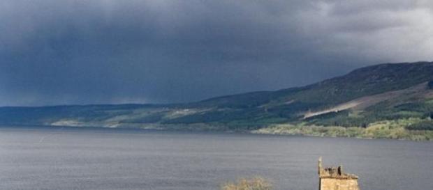 Un'immagine del Lago di Loch Ness