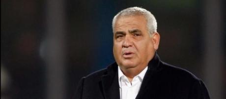 Il direttore sportivo Pantaleo Corvino
