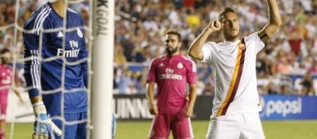 Roma Real Madrid oggi 18 Luglio 2015