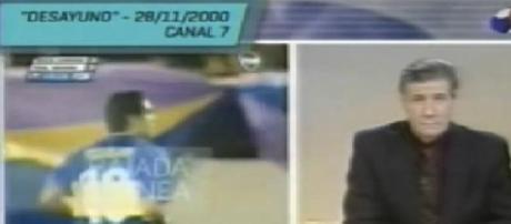 Victor HUgo, Boca-Real Madrid