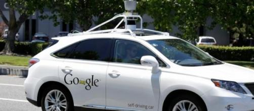 La self-driving car di Google