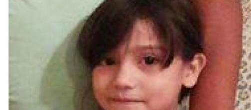 Milagros Robledo tiene seis años.