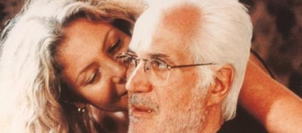 Cecilia Roth y Federico Luppi en 'Martín (Hache)'