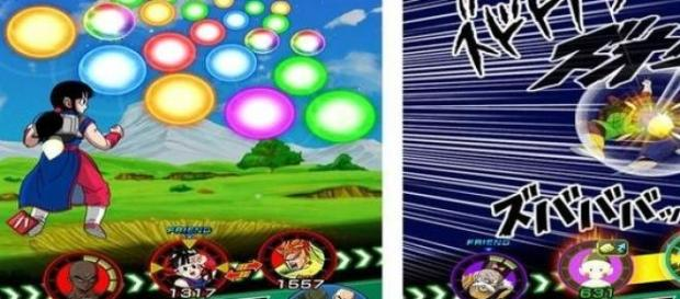 Dragon Ball Z: Dokkan Battle en acción