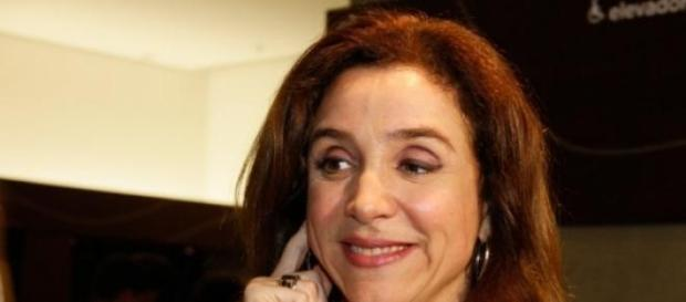 Marisa Orth é barrada e faz barraco na Globo