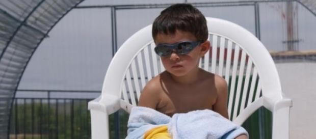 Más precaución con los niños en cuando se bañen