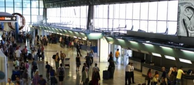 riapre il molo d dell'aeroporto di Fiumicino