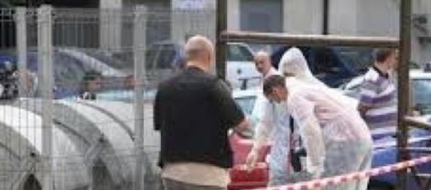 Un copil a fost găsit într-un tomberon