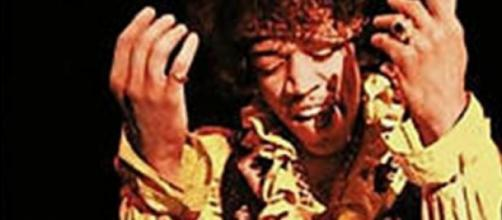 Jimi Hendrix, una gran estrella del rock