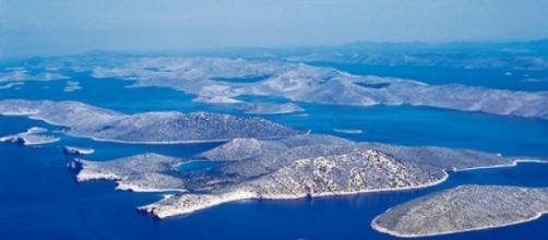 L'arcipelago delle Incoronate in Croazia