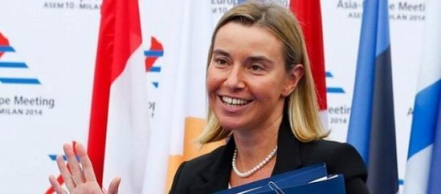 Federica Mogherini, risponde al Telegraph